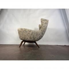 Illum Wikkels Vintage Illum Wikkelso Sculptural Lounge Chair - 1692145