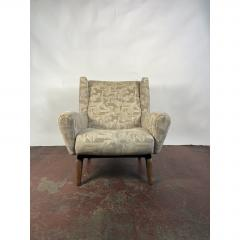 Illum Wikkels Vintage Illum Wikkelso Sculptural Lounge Chair - 1692147