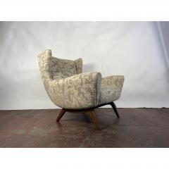 Illum Wikkels Vintage Illum Wikkelso Sculptural Lounge Chair - 1692157