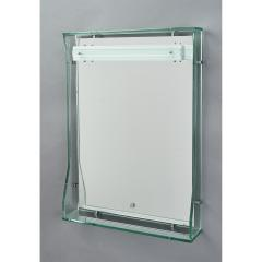 Illuminated Mirror in the manner of Fontana Arte 1960s - 1633007