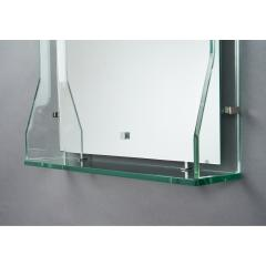 Illuminated Mirror in the manner of Fontana Arte 1960s - 1633019