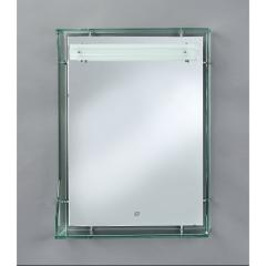 Illuminated Mirror in the manner of Fontana Arte 1960s - 1633031