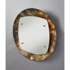 Illuminated Sunburst Mirror in Gold Tones Italy ca 1970 - 1805641