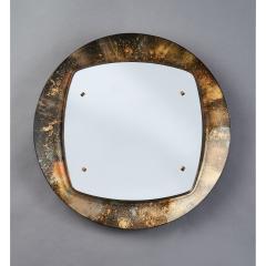 Illuminated Sunburst Mirror in Gold Tones Italy ca 1970 - 1805649