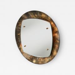 Illuminated Sunburst Mirror in Gold Tones Italy ca 1970 - 1807149
