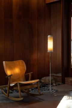 Ilmari Tapiovaara 1950s Ilmari Tapiovaara Maija Tripod Floor Lamps for Asko Hienoter  - 1193510