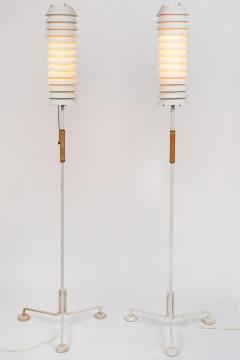 Ilmari Tapiovaara 1950s Ilmari Tapiovaara Maija Tripod Floor Lamps for Asko Hienoter  - 1193511