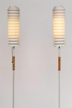 Ilmari Tapiovaara 1950s Ilmari Tapiovaara Maija Tripod Floor Lamps for Asko Hienoter  - 1193514