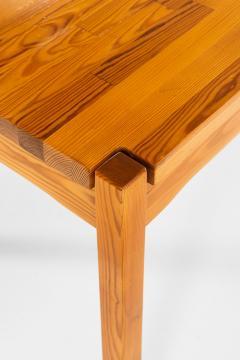 Ilmari Tapiovaara Desk Dining Table Produced by Laukaan Puu - 1990100