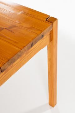Ilmari Tapiovaara Desk Dining Table Produced by Laukaan Puu - 1990102