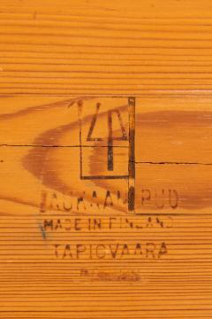 Ilmari Tapiovaara Desk Dining Table Produced by Laukaan Puu - 1990105