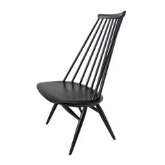 Ilmari Tapiovaara MADEMOISELLE Black Chair by Ilmari Tapiovaara for Artek First Edition 1959 - 2093115