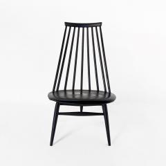 Ilmari Tapiovaara MADEMOISELLE Black Chair by Ilmari Tapiovaara for Artek First Edition 1959 - 2093116
