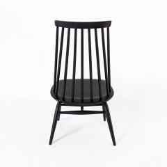 Ilmari Tapiovaara MADEMOISELLE Black Chair by Ilmari Tapiovaara for Artek First Edition 1959 - 2093119