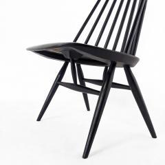 Ilmari Tapiovaara MADEMOISELLE Black Chair by Ilmari Tapiovaara for Artek First Edition 1959 - 2093120