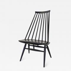 Ilmari Tapiovaara MADEMOISELLE Black Chair by Ilmari Tapiovaara for Artek First Edition 1959 - 2094577