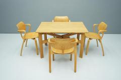 Ilmari Tapiovaara Rare Set Of Four Ilmari Tapiovaara Aslak Dining Room Chairs Asko Finland 1960s - 1378483