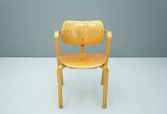 Ilmari Tapiovaara Rare Set Of Four Ilmari Tapiovaara Aslak Dining Room Chairs Asko Finland 1960s - 1378487