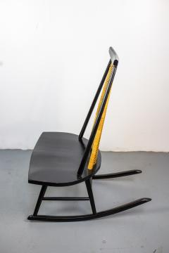 Ilmari Tapiovaara Rocking Chair Dr No by Ilmari Tapiovaara for Asko Finland 1960s - 1508924