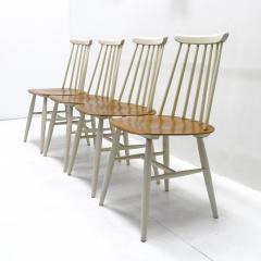 Ilmari Tapiovaara Set of Four Ilmari Tapiovaara Dining Chairs - 626812