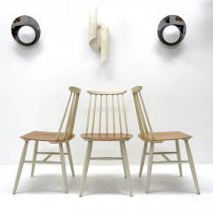 Ilmari Tapiovaara Set of Four Ilmari Tapiovaara Dining Chairs - 626814