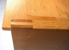 Ilse Rix Danish Modern Oak Chest of Drawers by Llse Rix - 177493