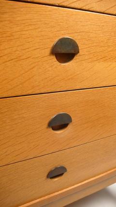 Ilse Rix Danish Modern Oak Chest of Drawers by Llse Rix - 177496