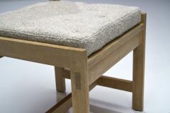 Ilse Rix Set of Four Oak Chairs by Ilse Rix for Uldum M belfabrik Denmark 1961 - 2054983