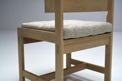 Ilse Rix Set of Four Oak Chairs by Ilse Rix for Uldum M belfabrik Denmark 1961 - 2054985