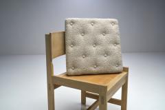 Ilse Rix Set of Four Oak Chairs by Ilse Rix for Uldum M belfabrik Denmark 1961 - 2054986
