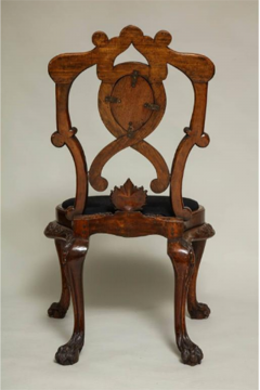 Important 18th Century Portuguese Chair - 297114