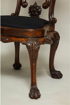 Important 18th Century Portuguese Chair - 297115