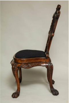 Important 18th Century Portuguese Chair - 297116