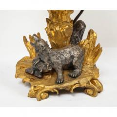 Important Ormolu and Silvered Bronze Figural Wine Cooler Possibly Russian 1860 - 1110874