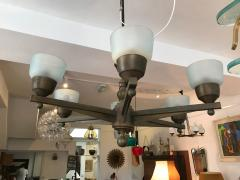 Important and Large 1940s Ceiling Light - 406738