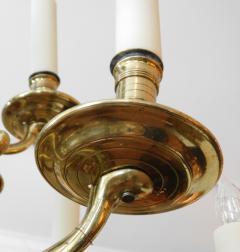 Impressive Dutch Three tier Brass 18 light Chandelier - 1878150
