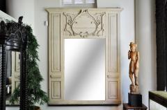 Impressive French Pier Mirror - 1651085