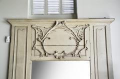 Impressive French Pier Mirror - 1651086