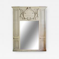 Impressive French Pier Mirror - 1651978