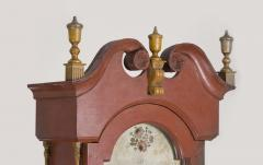 Impressive Painted Tall case Clock - 90919