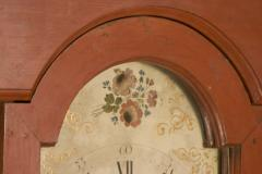 Impressive Painted Tall case Clock - 90920