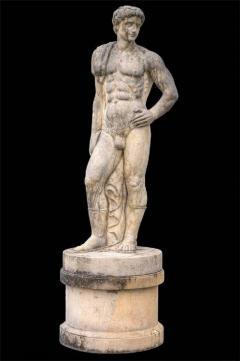 Impressive Pair of Marble Sculptures - 632785