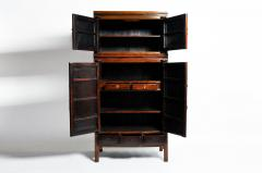 Impressive Two Section Cabinet With Five Drawers - 1140472