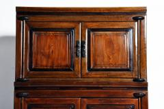 Impressive Two Section Cabinet With Five Drawers - 1140474