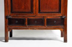 Impressive Two Section Cabinet With Five Drawers - 1140477