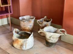 In s Schertel La o 2020 Naturally Dyed Felted Wool Vase by In s Schertel Brazil - 1305737