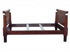 Incredible Mahogany Bed - 1852878