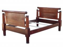 Incredible Mahogany Bed - 1852880