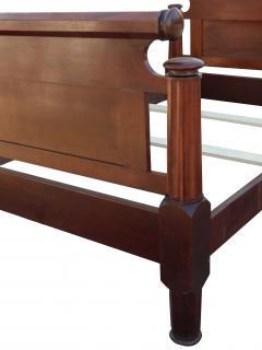 Incredible Mahogany Bed - 1852889