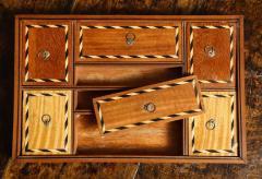 Indian Ebony Scalloped Sided Box - 663855